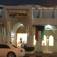 Photo taken at صالة الميلم للافراح - العديلية by Mubarak A. on 3/1/2018