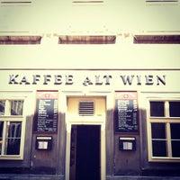 Photo taken at Kaffee Alt Wien by Ramires 2. on 6/1/2013