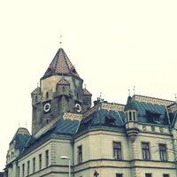 Photo taken at Hauptplatz Korneuburg by Ramires 2. on 3/8/2013