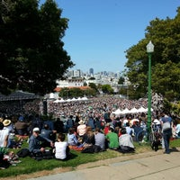 Photo taken at Symphony In the Park at Dolores Park by Cheeon Y. on 7/22/2013