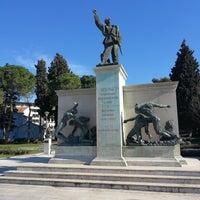 Photo taken at Titov Park | Parco di Tito by Pedro M. on 4/1/2018