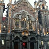 Photo taken at Basílica de San Juan El Real by Pedro M. on 12/31/2016