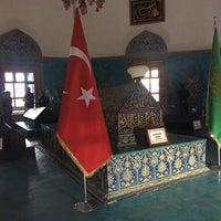 Photo taken at Yeşil Türbe by TC Nazlı Y. on 2/4/2017