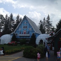 Photo taken at Santa's Village by Robert Z. on 7/16/2012