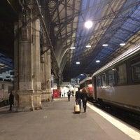 Photo taken at Paris Austerlitz Railway Station by Audrey P. on 10/10/2014