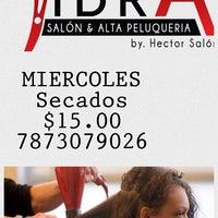 Photo taken at Vibra Salón y Alta Peluquería by Héctor F. on 10/2/2014