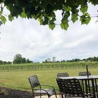 Photo taken at Knapp Winery & Vineyard Restaurant by Felix S. on 6/20/2018
