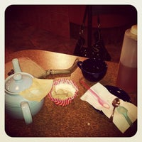 Photo taken at Coffee and All That Jazz by Ms. e. on 6/8/2013
