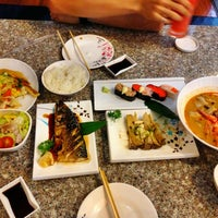 Photo taken at Mr. Sushi Udonthani by Niam P. on 11/3/2013