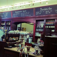Das Foto wurde bei Berliner Kaffeerösterei von Irina am 5/23/2013 aufgenommen