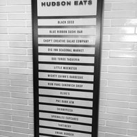 รูปภาพถ่ายที่ Hudson Eats โดย Jonathan P. เมื่อ 6/14/2014