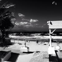 Photo taken at Chania Surf Club(theatro Summer) by Mitkos A. on 10/17/2013