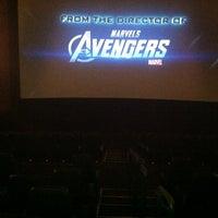 Photo taken at Starplex Cinemas Stadium 12 by Chris B. on 8/14/2013