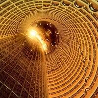 Photo taken at Grand Hyatt Shanghai by Erik H. on 11/27/2012