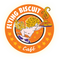 Photo taken at The Flying Biscuit Cafe by Flying Biscuit Cafe on 5/22/2015