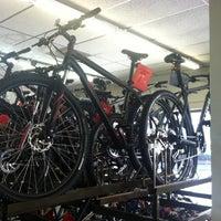 Photo taken at Whittier Cyclery by BIG GUZ™ on 9/21/2013