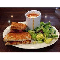 Photo taken at Boudin SF Irvine by wallace v. on 1/31/2013