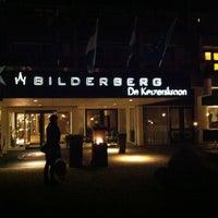 Photo taken at Bilderberg Hotel De Keizerskroon by Lex v. on 2/22/2013