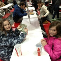 Photo taken at Costco Food Court by Heather F. on 2/23/2013