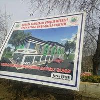 Photo taken at Gençlik Merkezi by 👮Mali1905👮 A. on 1/31/2016