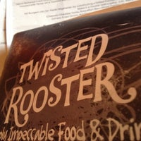 Photo taken at Twisted Rooster by William E. on 10/13/2012