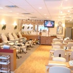 Photo taken at Noella Spa & Nails - Farmington, CT by Noella Spa & Nails - Farmington, CT on 10/2/2014