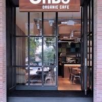 Foto tomada en OhBo - Organic Cafe por Adri M. el 9/25/2014