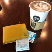 5/25/2018 tarihinde Sergey F.ziyaretçi tarafından Bo's Coffee'de çekilen fotoğraf
