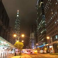 Photo taken at 公車信義光復路口站 by Sergey F. on 11/22/2017