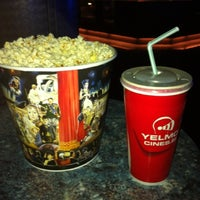 Photo taken at Yelmo Cines Plaza Mayor 3D by Magnun on 2/14/2013