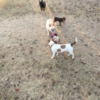Photo taken at Heritage Dog Park by Tanner E. on 11/16/2016