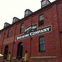 Photo taken at Lancaster Brewing Company by Harry M. on 7/19/2013