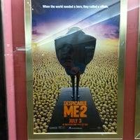 Photo taken at B&B Harrisonville Cineplex by Tomas on 7/28/2013