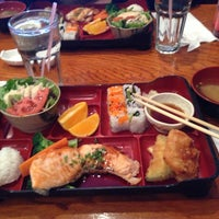 Photo taken at Mori Ichi by Connie M. on 4/28/2014