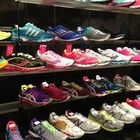 Photo taken at Fleet Feet Sports by Kelly N. on 2/16/2013