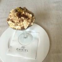 Photo taken at Daniel Cucina Italiana Contemporanea by Angela L. on 5/23/2017