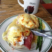 Photo taken at The Bad Waitress Diner & Coffee Shop by Chris B. on 2/3/2013