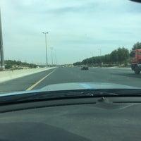 Photo taken at طريق الملك فهد by Saud S. on 5/19/2018