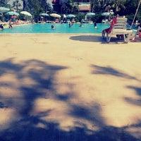 Photo taken at Turem Otel Havuzu by Azat S. on 7/7/2016