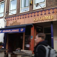 Photo taken at Coffeeshop Kashmir by Rodolpho N. on 1/28/2013