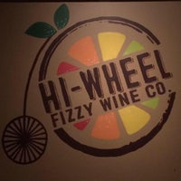 Photo taken at Hi-Wheel Fizzy Wine Co. by Hi-Wheel Fizzy Wine Co. on 2/17/2017