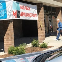 Photo taken at Mar-Beck Appliance by Jean W. on 9/29/2016