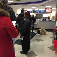 Photo taken at Country Club Post Office by Jean W. on 2/11/2015
