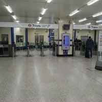Photo taken at Heathrow Airport Terminals 1, 2 & 3 London Underground Station by DTourist F. on 3/1/2017