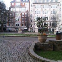 Photo taken at Golden Square by Farid D. on 3/2/2013