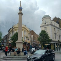 Photo taken at Seven Dials by DTourist F. on 6/2/2017