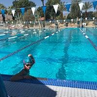 Photo taken at Palm Desert Aquatic Center by Tirtha D. on 6/30/2017
