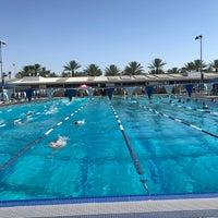 Photo taken at Palm Desert Aquatic Center by Tirtha D. on 7/1/2017