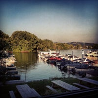 Photo taken at Huck Finn's on the Water by Jeremy A. on 8/31/2013