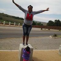 Photo taken at Sterkfontein Caves by Thokozile M. on 11/15/2014